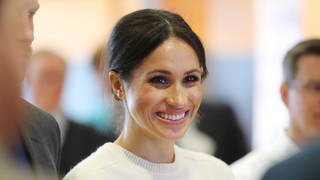 Meghan Markle will executive produce the series, titled 'Pearl'