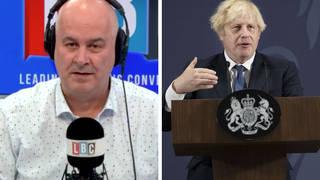 'It was incoherent': Iain Dale blasts Boris Johnson's 'levelling up' speech