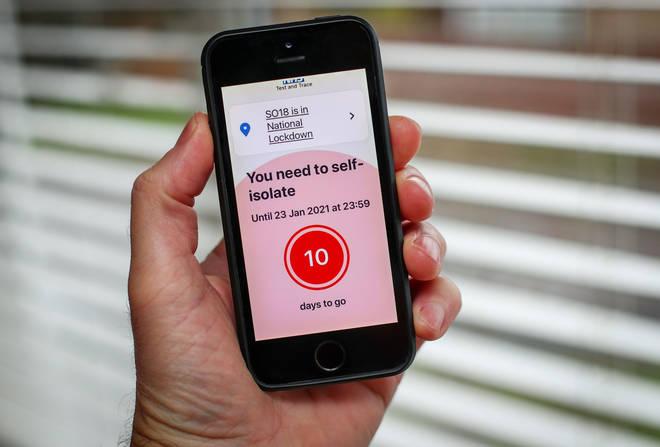 LBC's Legal Hour host explains the legal status of the app