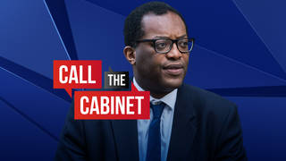 Call the Cabinet with Kwasi Kwarteng | Watch Live on Monday from 9am