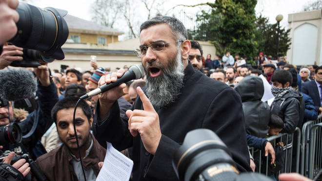 Choudary's demonstrations attracted thousands of followers