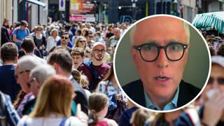 UK is 'pursuing herd immunity again' says New Zealand pandemic adviser