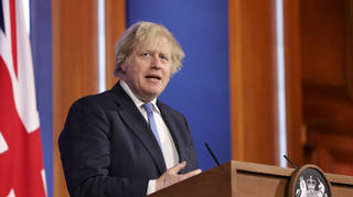 What time is Boris Johnson's 'Freedom Day' speech today?