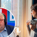 The caller told Nick Ferrari why she had carried out the drastic action