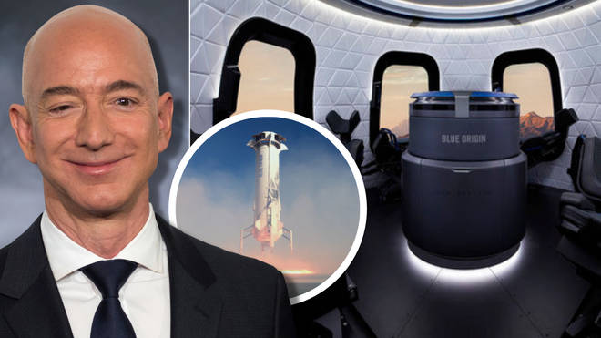 Jeff Bezos space flight: Launch time, flight duration and how to watch