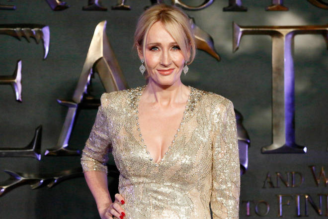 The threats follow previous controversial comments from Rowling on gender