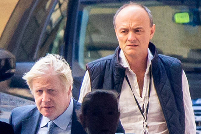 Former Downing Street aide Dominic Cummings has levelled a number of accusations at the Prime Minister