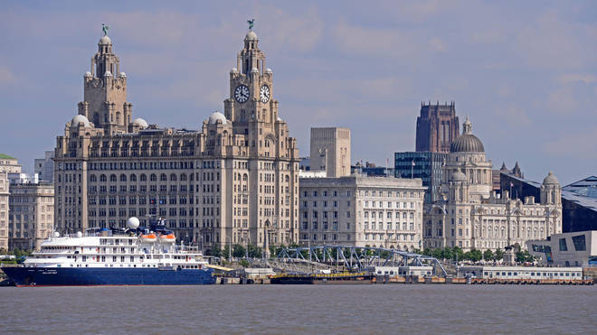 Liverpool was awarded World Heritage Status in 2004