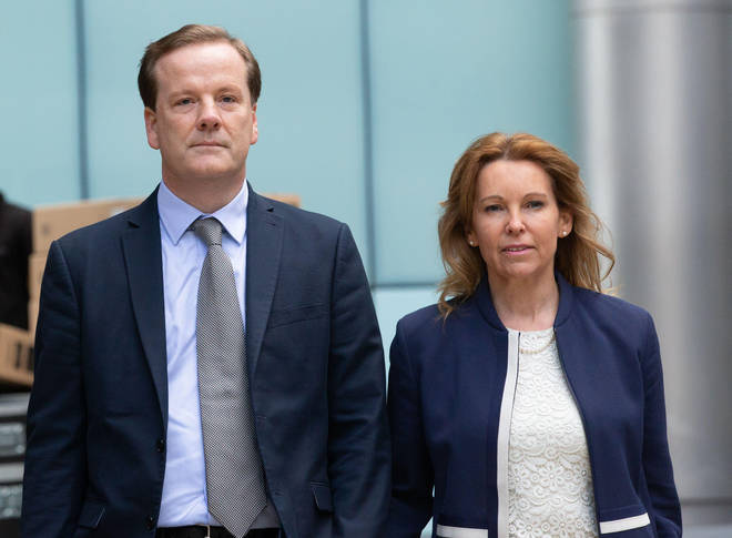 Natalie Elphicke is the estranged wife and successor of former Dover MP Charlie Elphicke