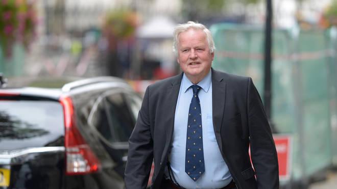 Bob Stewart was also told to apologise