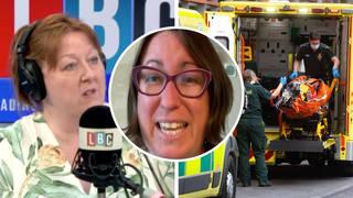 NHS Confederation official predicts 'incredibly disruptive' Covid pressures on hospitals