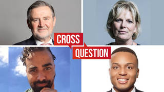 Cross Question with Iain Dale 21/07 | Watch LIVE from 8pm