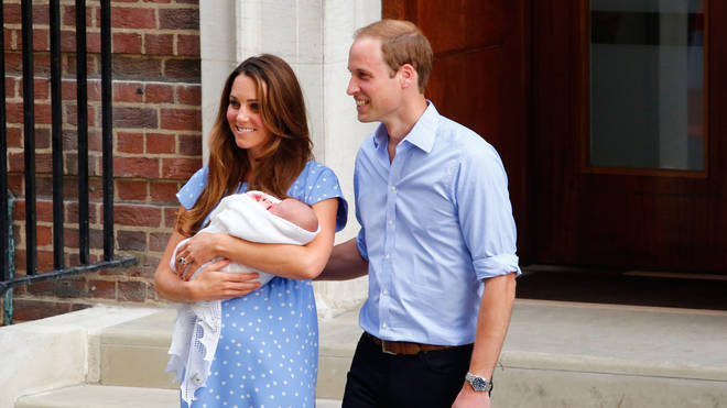 Prince George was born in the private Lindo Wing of St Mary's Hospital, Paddington, on July 22 2013