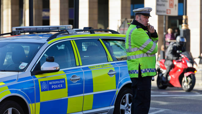 Police forces across the country are the latest to be affected by the 'pingdemic'.