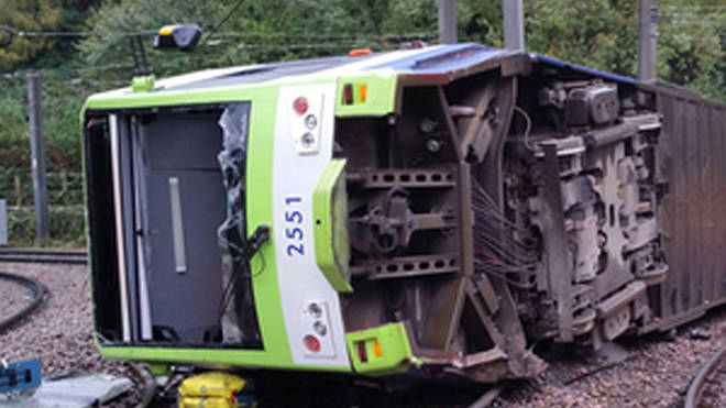 The inquest into the tram's derailment concluded that it was an accident.