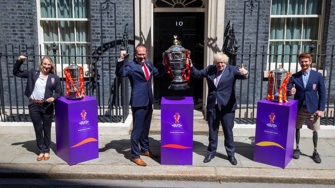 England is set to host the 2021 tournament
