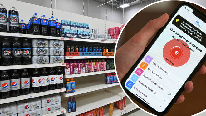 Covid app ping exemption: The full list of sectors where workers can avoid self-isolation