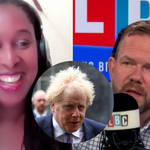 The Labour MP was speaking exclusively to LBC