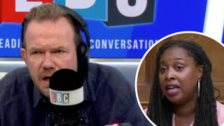 James O'Brien on landmark significance of Dawn Butler being escorted from Commons