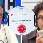 'Delete NHS Covid app', says public health professor