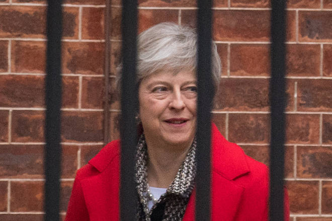 Andrew Bridgen wants a vote of no confidence on Theresa May