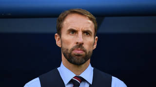 """England manager Gareth Southgate said vaccines are the """"best route"""" out of the pandemic"""