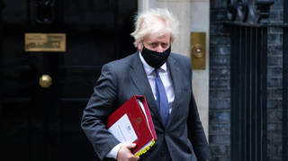 Boris Johnson, who himself is currently isolating, is under increasing pressure to bring forward a change that would allow fully-vaccinated people to avoid quarantine as long as they test negative