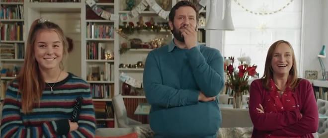 Waitrose Advert Mocks John Lewis Ad