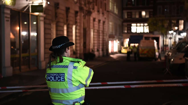 The Metropolitan Police has launched a murder investigation