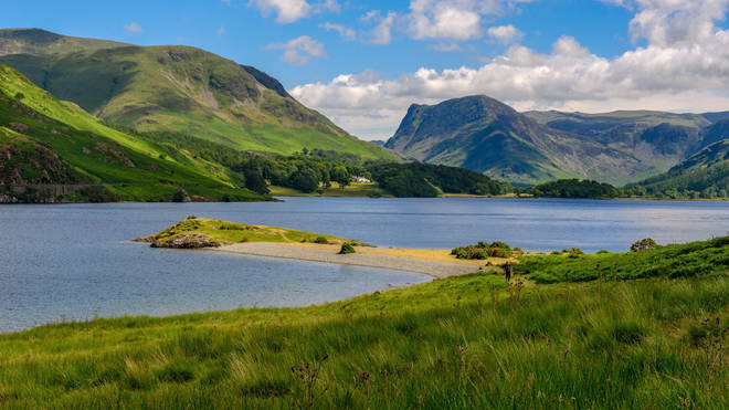 A man went missing at Crummock Water more than a week ago