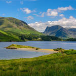 The man went missing at Crummock Water more than a week ago