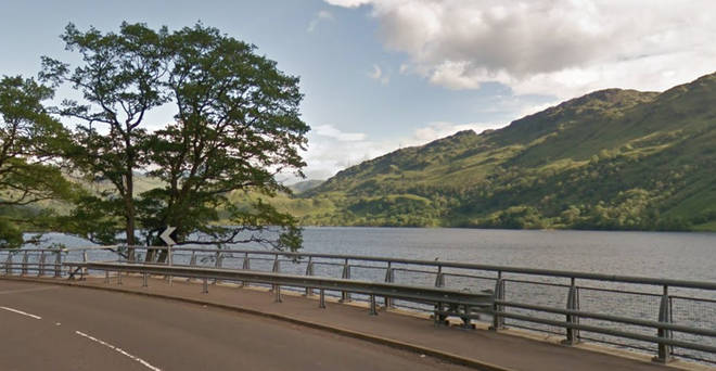 A man, woman and child have died after getting into difficulty in Loch Lomond