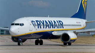 Ryanair lost over £200 million in the first three months of 2021 alone.