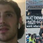 Sebastian Shemirani is the son of conspiracy theorist Kate Shemirani