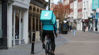 Labour has pledged to give gig economy workers the right to sick pay