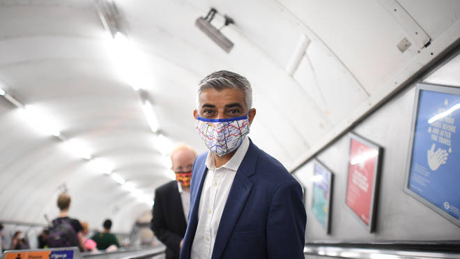 The Mayor of London will be speaking with Transport for London, the London Fire Brigade and Environment Agency on Tuesday.
