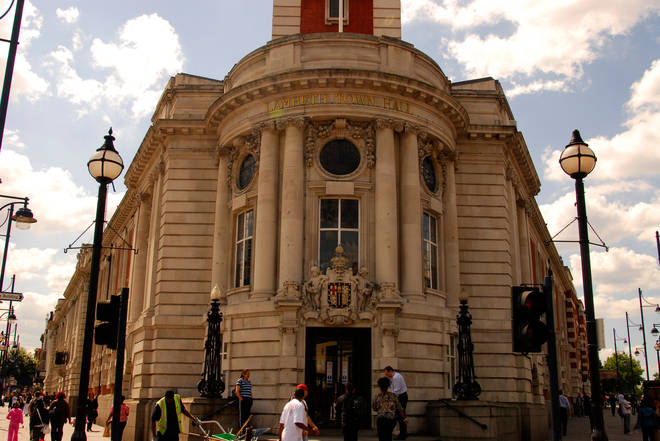 Lambeth town hall. The inquiry said the south London council had allowed violence and sexual assault to flourish in its children's residential homes