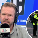James O'Brien on the 'hypocrisy of old white men' regarding stop and search