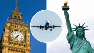 The Prime Minister has hinted at a travel corridor between the UK and US