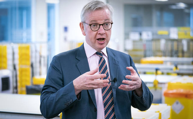 Michael Gove warned people who don't get the coronavirus vaccine will be barred from some events