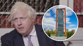 """The Prime Minister told LBC's Nick Ferrari that the memorial was """"massively important"""" to him"""