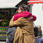 A quarter of Brits have not shared a hug in over a year.