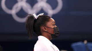 Simone Biles has pulled out from her second event at Tokyo 2020 citing the need to focus on her mental health.