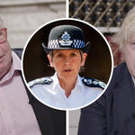 Boris Johnson refuses to say if Cressida Dick is 'right' for Met Commissioner
