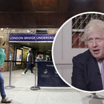 Boris Johnson has vowed to end self-isolation rules for those who are double jabbed next month