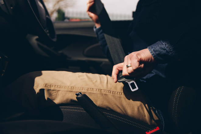 Drivers who don't wear seatbelts face penalties and even ban