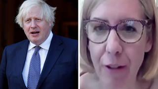 Boris Johnson is 'a good leader', says Tory MP Andrea Jenkyns