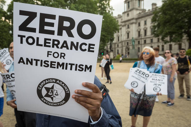 A peak in antisemitic incidents in London coincided with the escalation of conflict between Israel and Palestine in Gaza