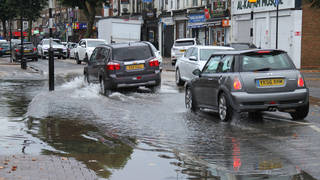 Many parts of the UK have been hit by flooding in recent weeks