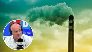 'It's a crisis': Ex-Chief Scientific Adviser talks to LBC about climate change